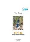 Model T4 - Tensiometers Brochure