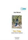 Model T4 - Tensiometers Brochure