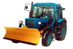 Model LS-2,5.00.000 - Snow Plough Towed
