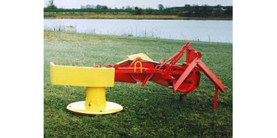 Lidselmash - Model L-502  - Rotor Mower