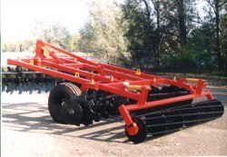 Model L-113-03 - Heavy-Duty Disk Harrow