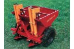 Lidselmash - Model L-201 - 2-Row Automatic Elevator Mounted Potato Planter