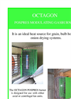 Octagon - Pospres Modulating Gas Burners Brochure