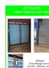 Octagon - Crop Storage Louvres Brochure