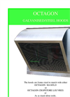 Octagon - Galvanised/Steel Hoods Brochure