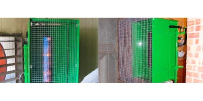 Octagon - Pospres Modulating Crop Storage Gas Heaters