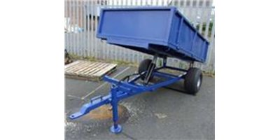 Oxdale - 1.5 Ton Tipping Traile