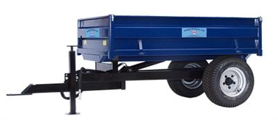 Oxdale - Model 1.5 Ton - Tipping Trailer