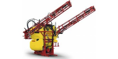 Projet - Model Mixer BDL - Mounted Sprayers