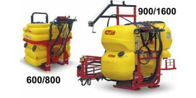 Projet - Model Mixer BDI - Mounted Sprayers