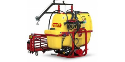Projet - Model Mixer-M BDI - Mounted Sprayers