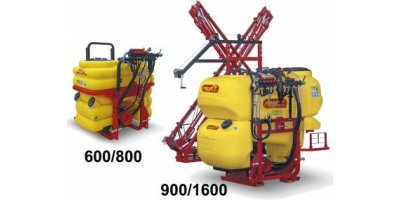 Projet - Model Mixer BDX - Mounted Sprayers