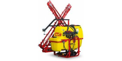 Projet - Model Mixer-M BDX - Mounted Sprayers
