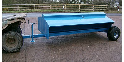 Model 250kg - Trailed Hog Feeder
