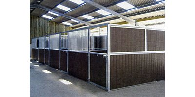 Steed Range Internal Stabling