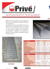 Ventigaines and Ventilames Brochure
