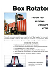 Box Rotators - Brochure