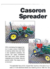 Casoron Spreader - Brochure