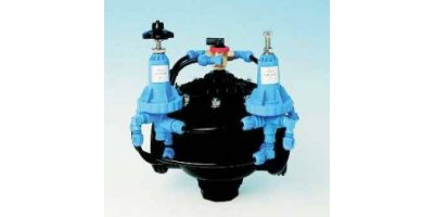 Galarza - Model H630 Series - Hydraulic Valves (Bases)