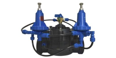Galarza - Model 640 Series - Compound Valves