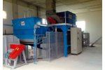 Model CK - Drying Plant with Mechanical Removal