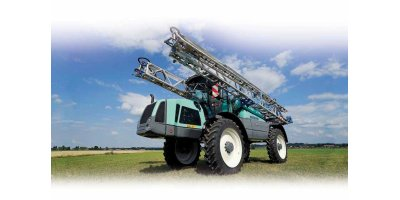 BERTHOUD - Model RAPTOR - Self Propelled Sprayer