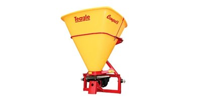 Teagle - Model Compact 8 - Fertiliser Spreaders