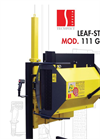 Model 111 VRT - Leaf Stripper- Brochure