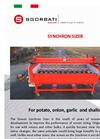 Synchron Sizer Brochure