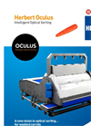 Oculus Optical Sorter Brochure