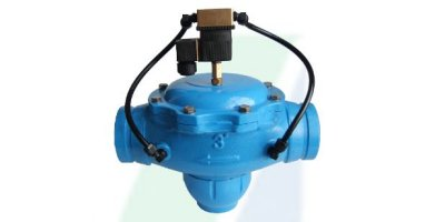 Back-Flushing Control Valves
