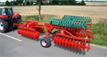Model 6 - Combined Unit for Minimum Soil Treatment Discopak