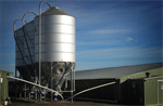HE - Model 60° Cone - Poultry Silos