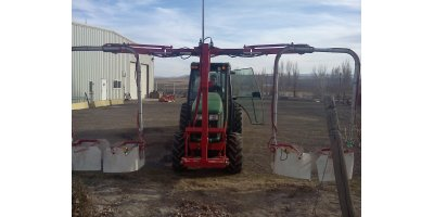 Vine Tech - Vineyard Weed Boom Sprayer