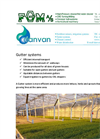 Automatic Growing Gutter System Brochure