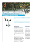 Priva Climate Control for Greenhouses and Nurseries - Datasheet