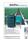 Multiflex - Fertilizer Mixer - Datasheet
