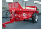 KTwo Duo - Model 600 Mk5 - Manure Spreader