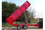 Monocoque - Grain Trailers