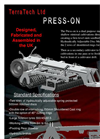TerraTech - Press On Rollers Brochure