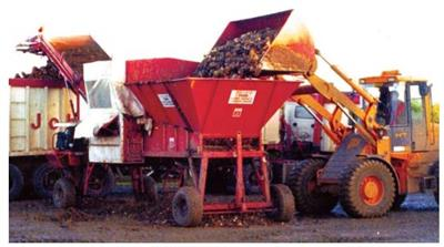 Todd Hydro-Inspecta - Model 1300 - Sugar Beet Cleaner Loader