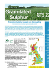 Bio Stimulants and Fertilisers- Brochure