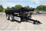 Chieftain - 12 Ton Agri Dump Trailer