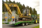 Chieftain - 2 axle Agricultural Low Loader