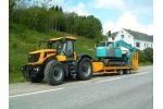 Chieftain - 2 axle High speed Low Loader