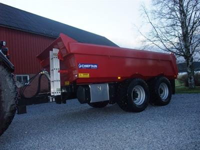 Chieftain - Model 16 Ton - Agri Dump Trailer