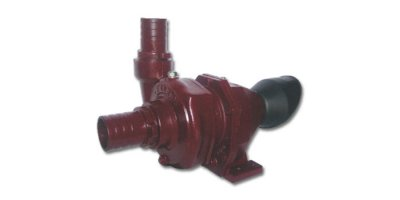 Model TKM-P 30 - Tractor Power Takeoff Activated Tanker Pumps