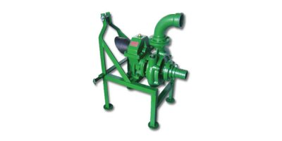 Model TKM-P 90 - Tractor Power Takeoff Activated Centrifugal Pump