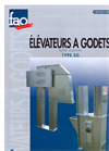 Model EG - Buckets Elevators Brochure