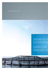 Ultraaqua - Aquaculture UV systems Effective Disease Control - Catalogue